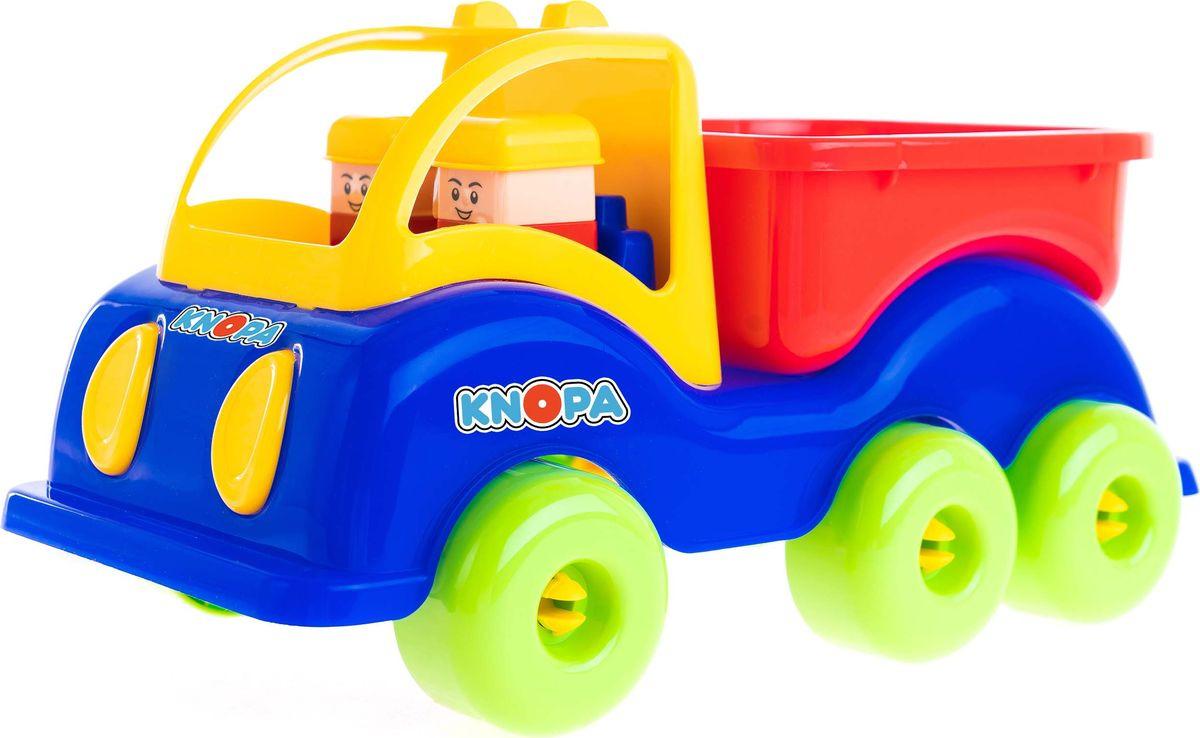 Машинка Knopa Силач игрушечные машинки и техника пластмастер силач