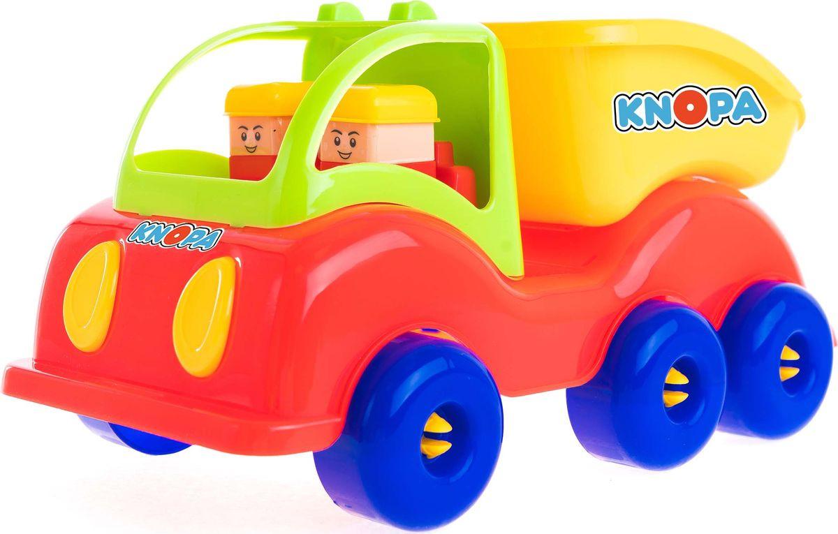 Машинка Knopa Силач, 86234 игрушечные машинки и техника пластмастер силач