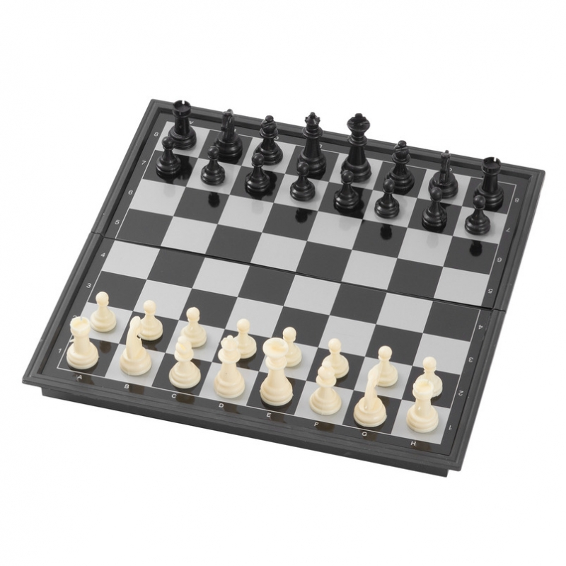 Шахматы Partida магнитные 25 см цена