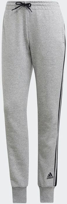Брюки adidas W Mh 3S Pant брюки спортивные для мальчика adidas yb mh pl pant цвет черный белый dv0797 размер 122