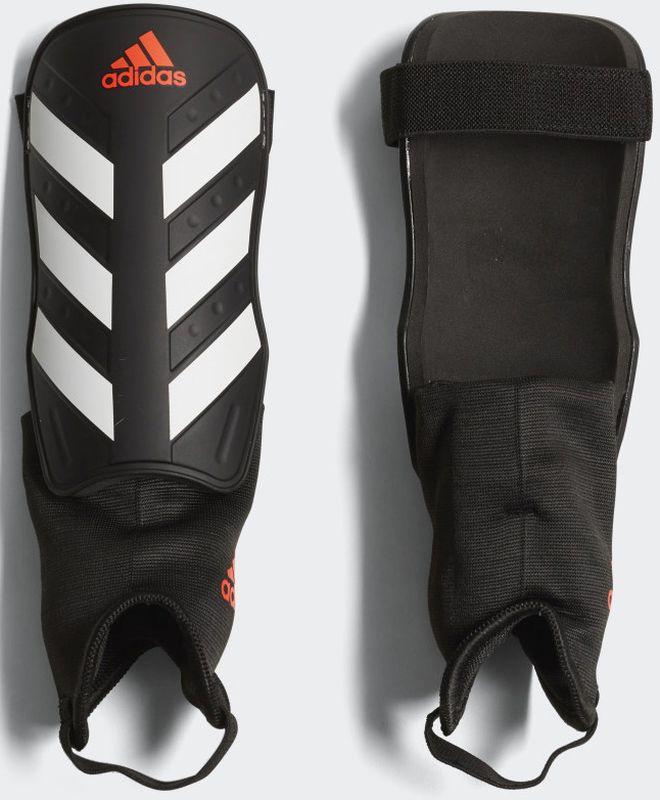 цена на Щитки Adidas Everclub, CW5564, черный, белый, размер S