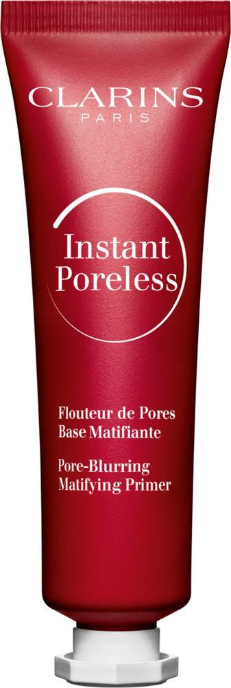 Основа под макияж Clarins Instant Poreless, матирующая, маскирующая поры, 20 мл недорого