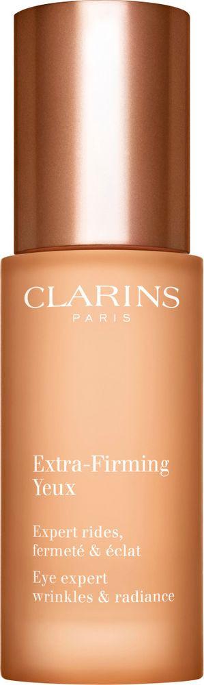Сыворотка для кожи вокруг глаз Clarins Extra-Firming Yeux, регенерирующая, омолаживающая, 15 мл
