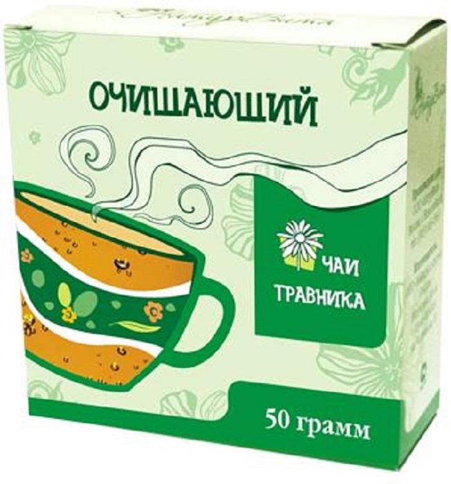 Чай листовой НатурВита Очищающий, Шиповник, Пижма лекарство желчегонное
