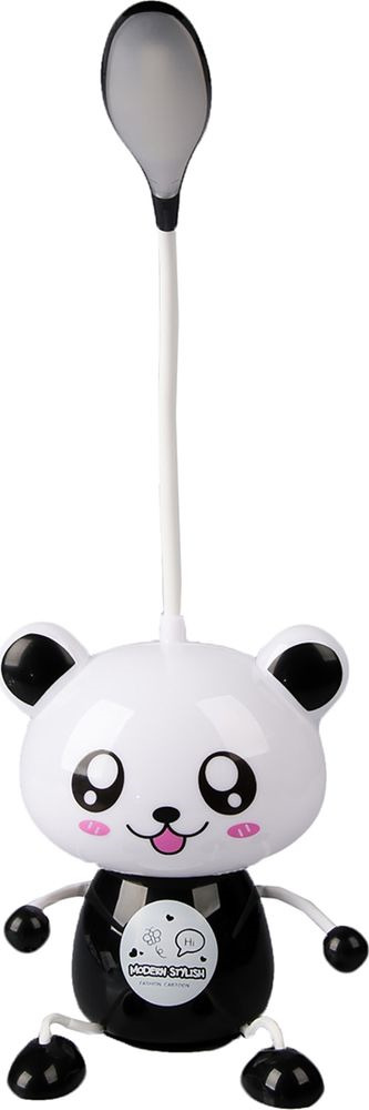"Ночник Risalux ""Панда"", 2553325, разноцветный, 11 х 12 х 37 см"