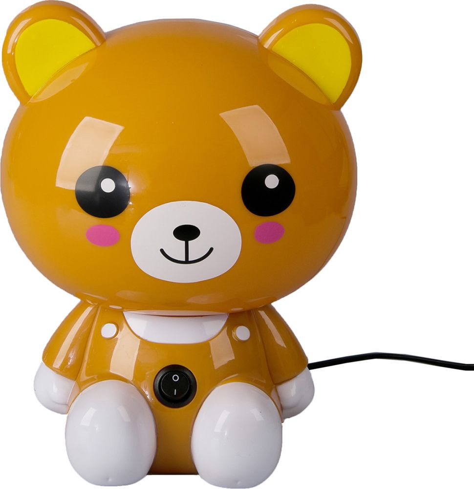 Ночник Risalux Оранжевый медведь, 2641433, оранжевый, 25 х 20 15 см