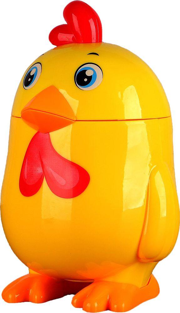 """Ночник Risalux """"Цыпленок"""", 2802379, желтый, 20 х 11 х 10.5 см"""