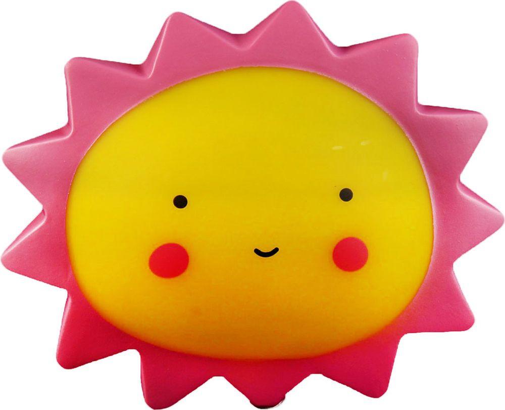 """Ночник Risalux """"Яркое солнышко"""", 3483347, разноцветный, 15.5 х 6 х 12 см"""