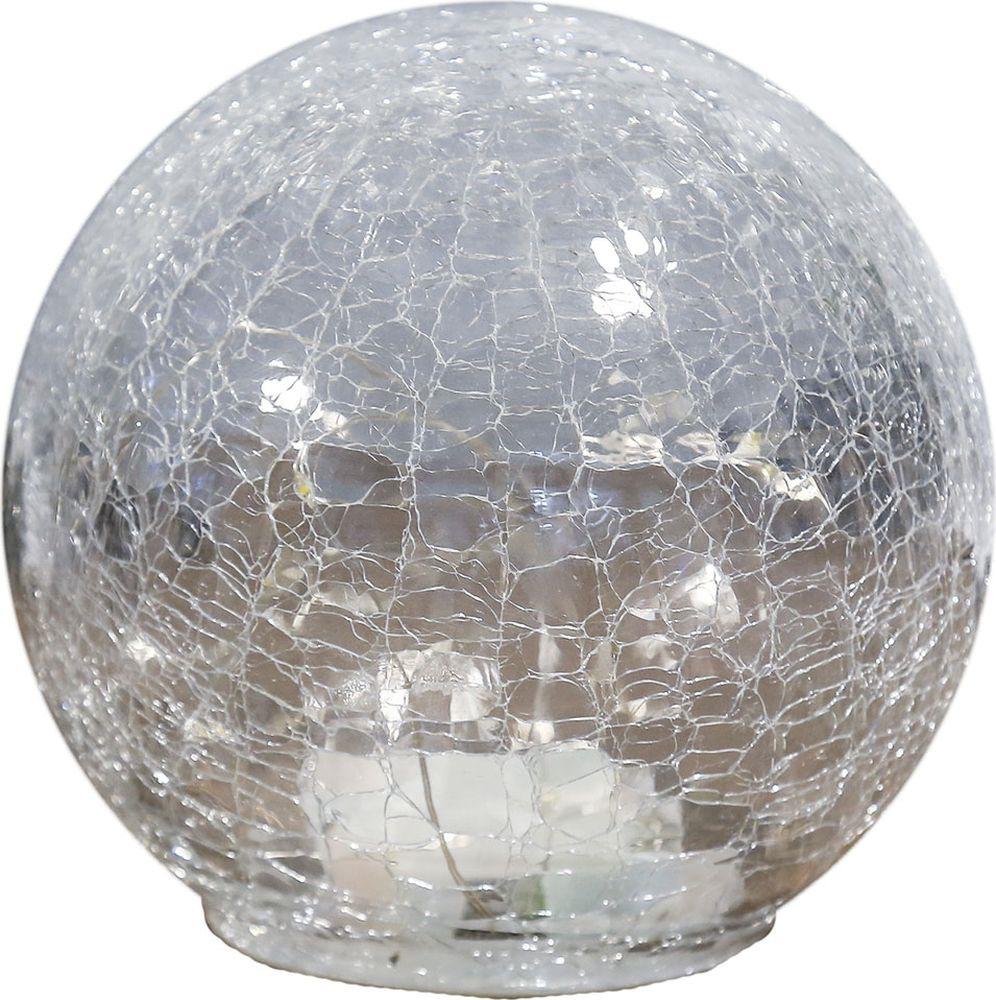 "Ночник Risalux ""Шар"", 3742828, серебро, 15 х 15 х 14 см"