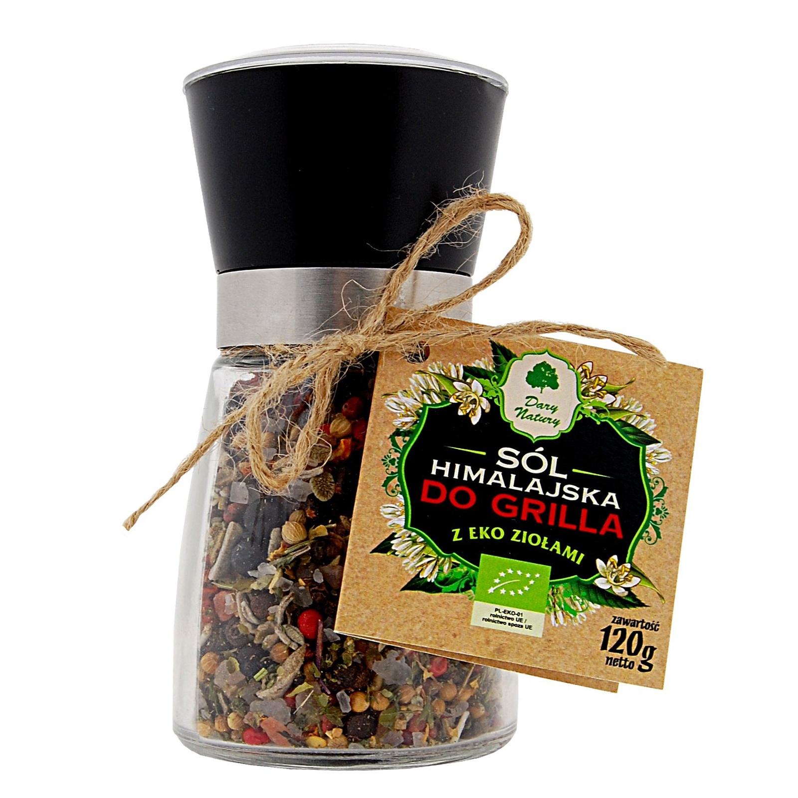 Смесь приправ, специй и трав DARY NATURY Для овощных блюд мельница смесь приправ специй и трав волшебное дерево приправа для холодца и заливных 40г 30