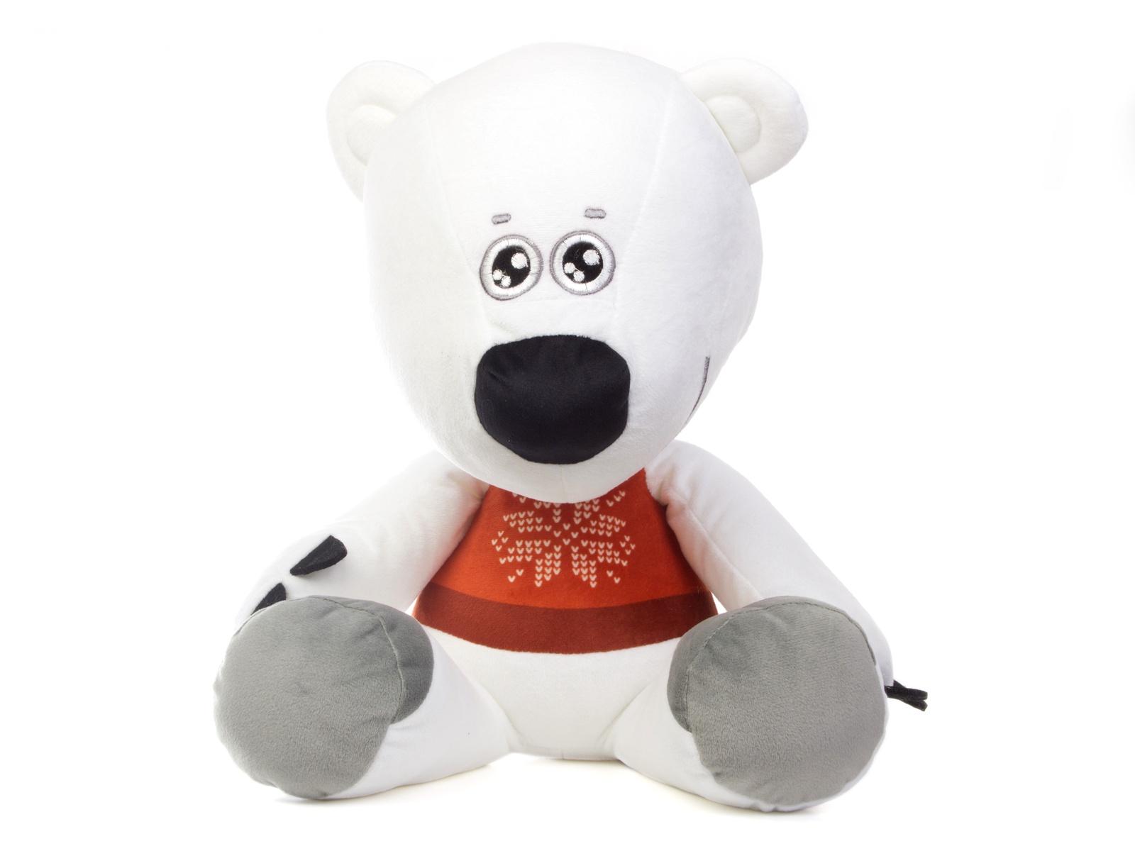 Мягкая игрушка СмолТойс Тучка Ми-ми-Мишки В50 белый