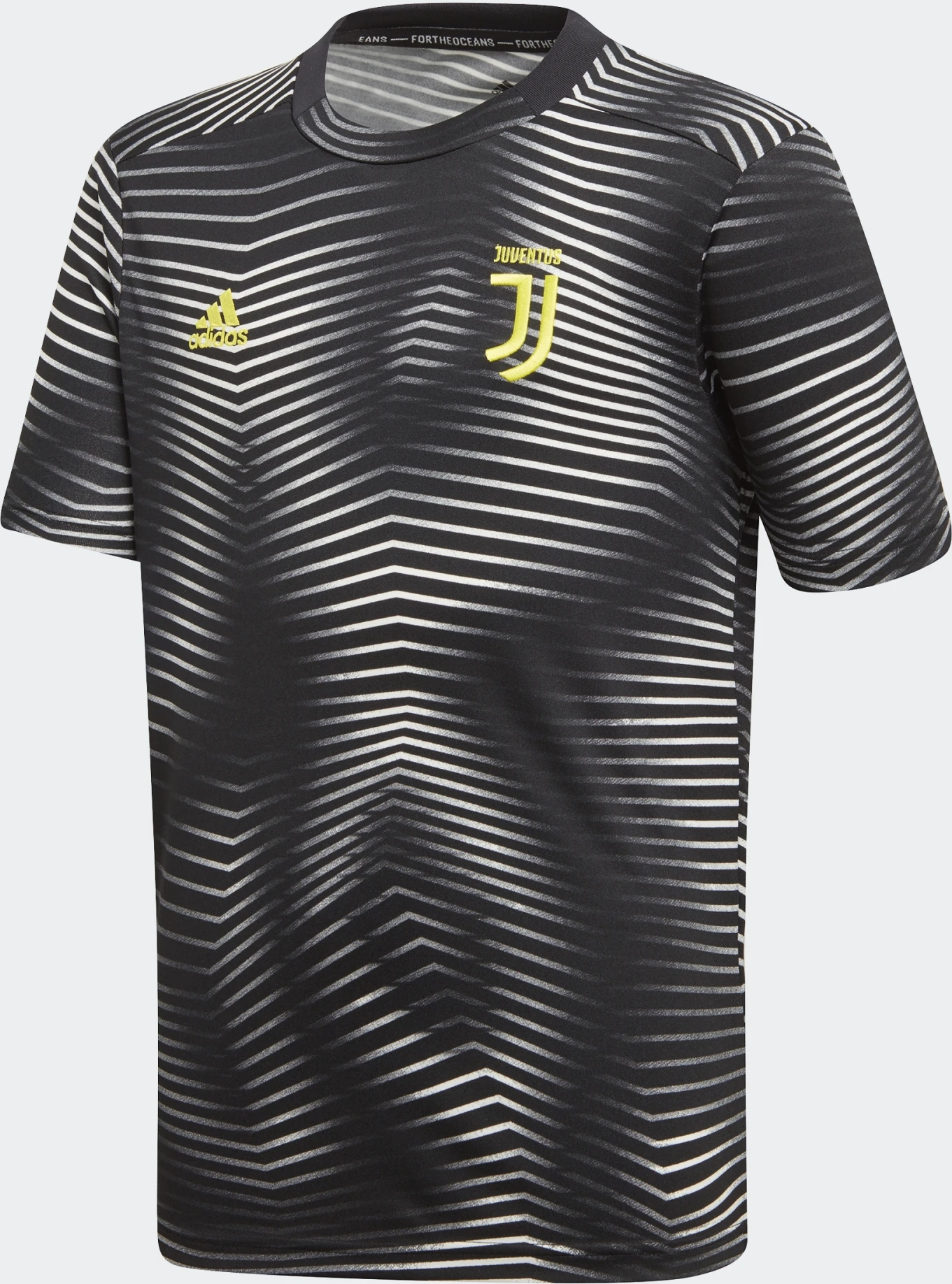 Футболка adidas Juve H Preshi Y