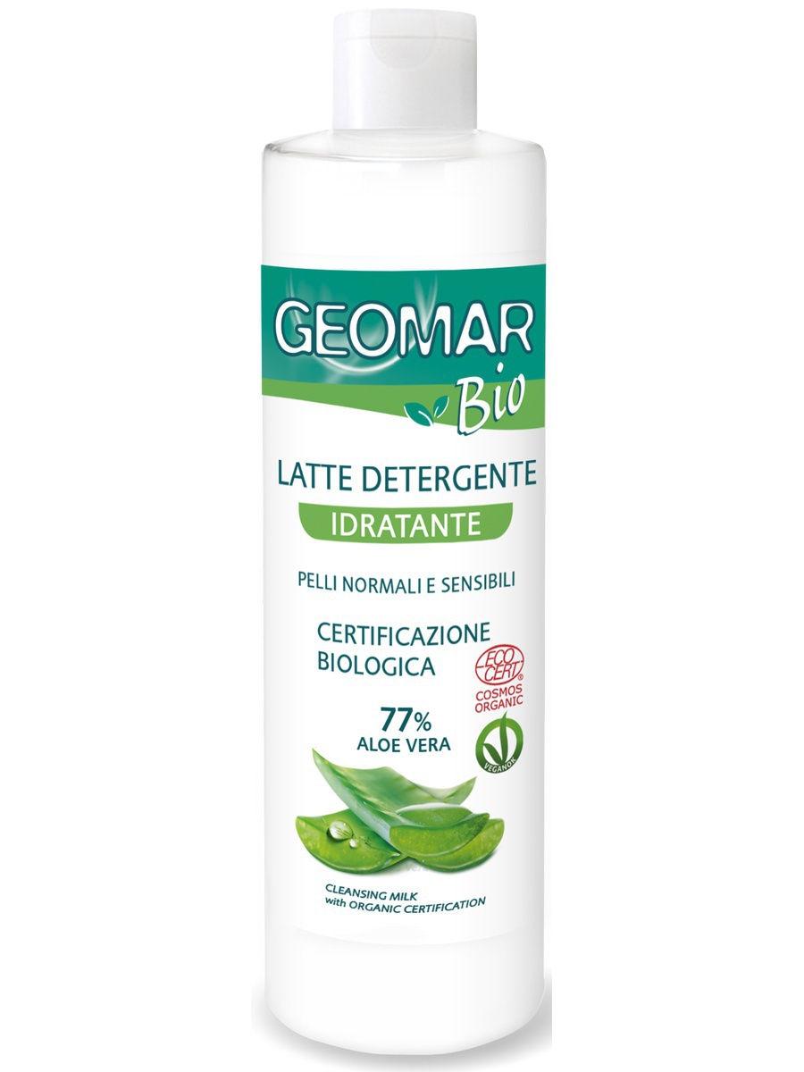 Молочко косметическое Geomar для снятия макияжа