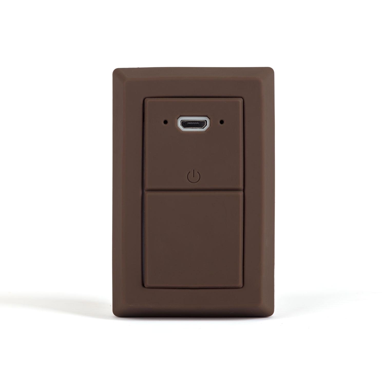 лучшая цена Беспроводная колонка ZDK 3W400 Chocolate, темно-коричневый
