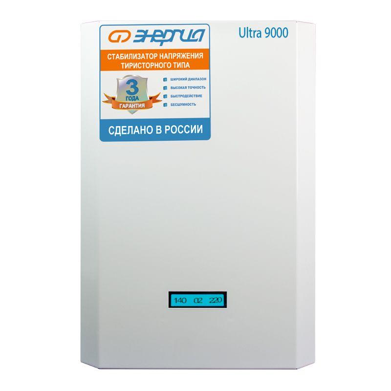 Стабилизатор напряжения Энергия Ultra 9000 стабилизатор напряжения энергия нybrid снвт 3 000 3