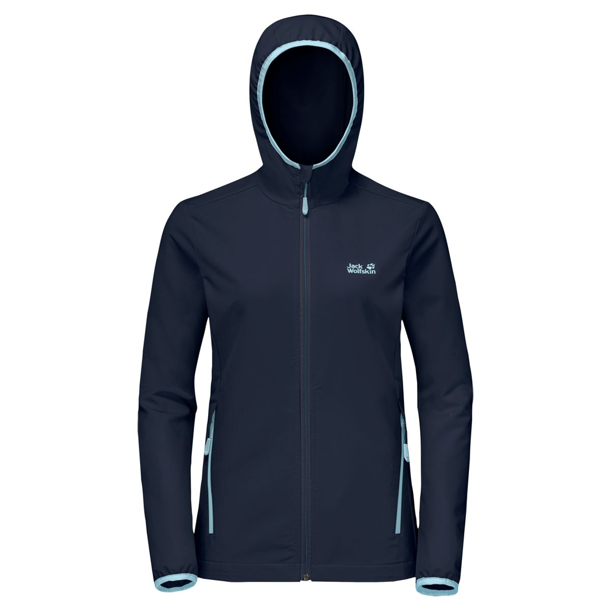 Куртка Jack Wolfskin Turbulence Jacket Women