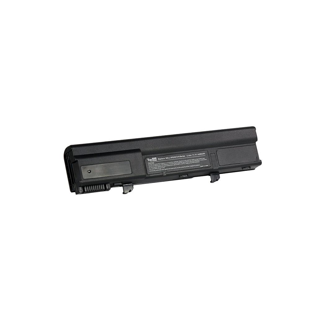 Аккумулятор для ноутбука TopON Dell XPS M1210. 11.1V 4400mAh 49Wh. PN: NF343, CG036., TOP-M1210 аккумулятор для ноутбука dell dell xps m1210 series 4400мач 11 1v topon top m1210