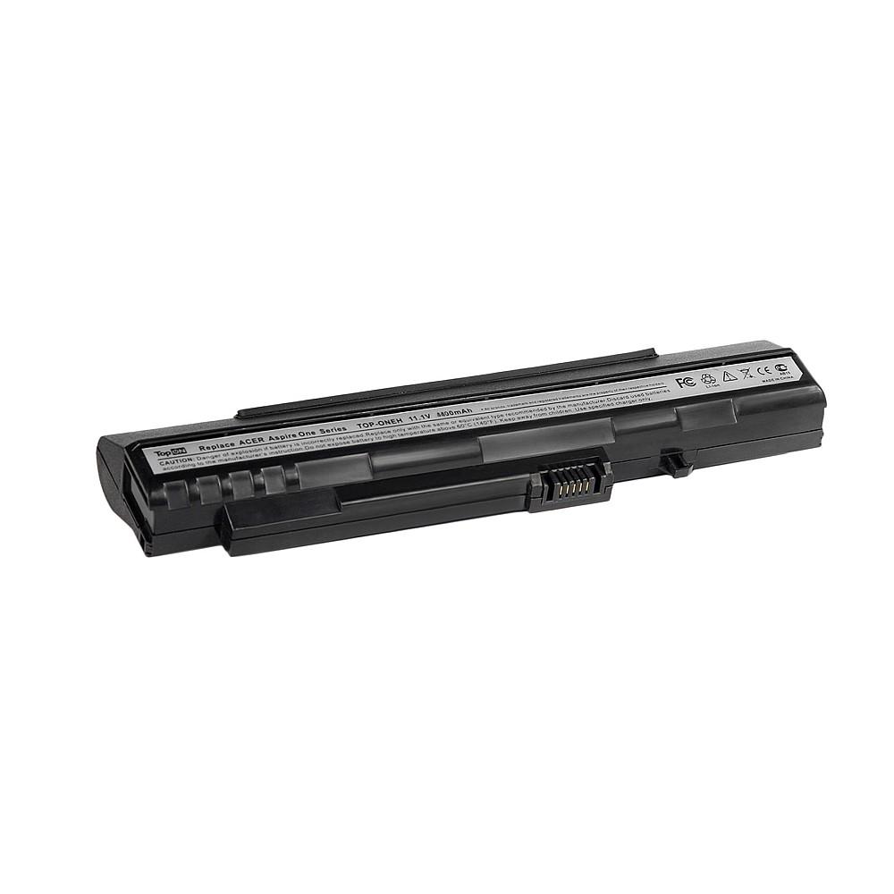 Аккумулятор для ноутбука TopON Acer Aspire One A110, A150, eMachines 250, ZG5. 11.1V 4400mAh 49Wh. PN: UM08A31, UM08B74., TOP-ONEH
