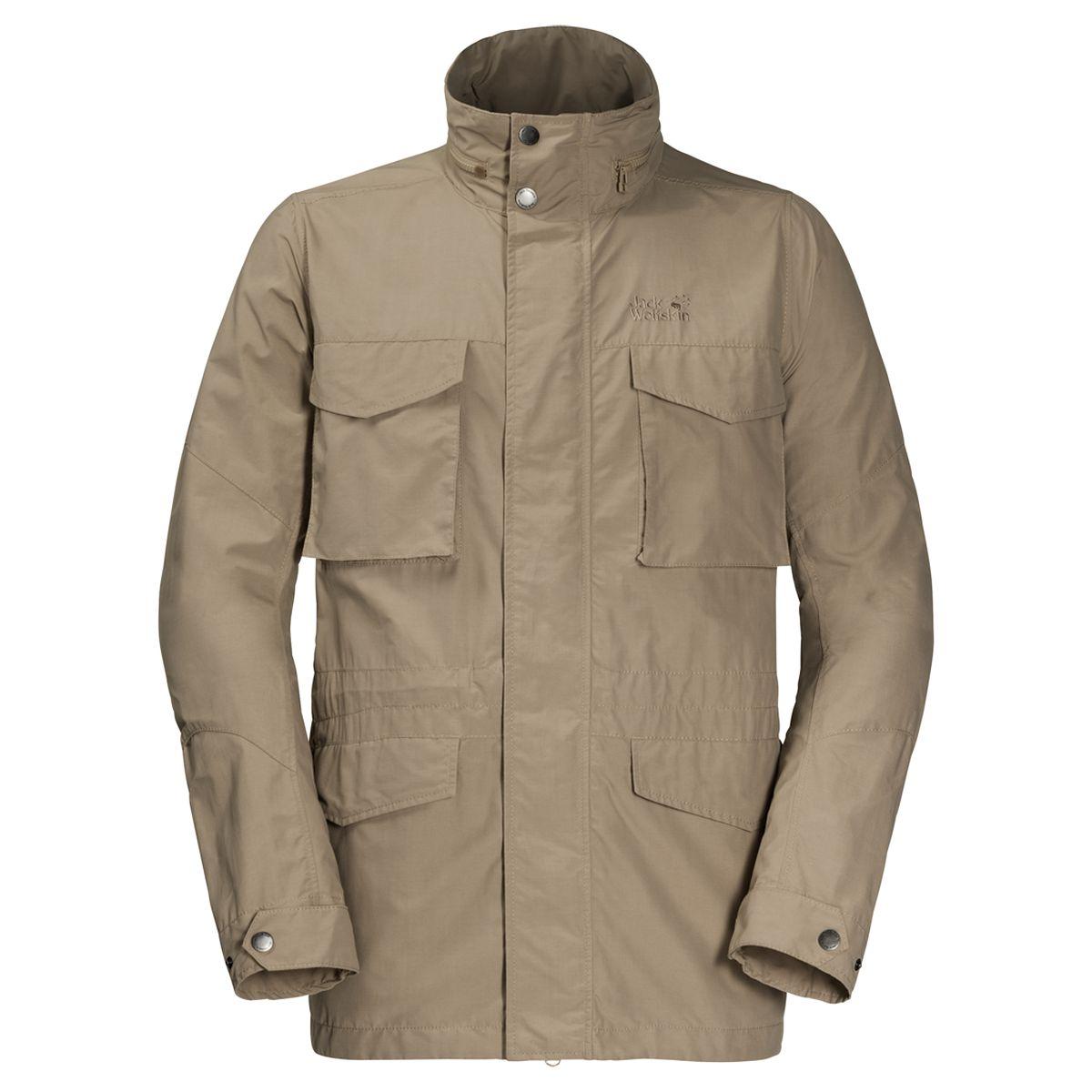 Куртка Jack Wolfskin Freemont Fieldjacket куртка мужская jack