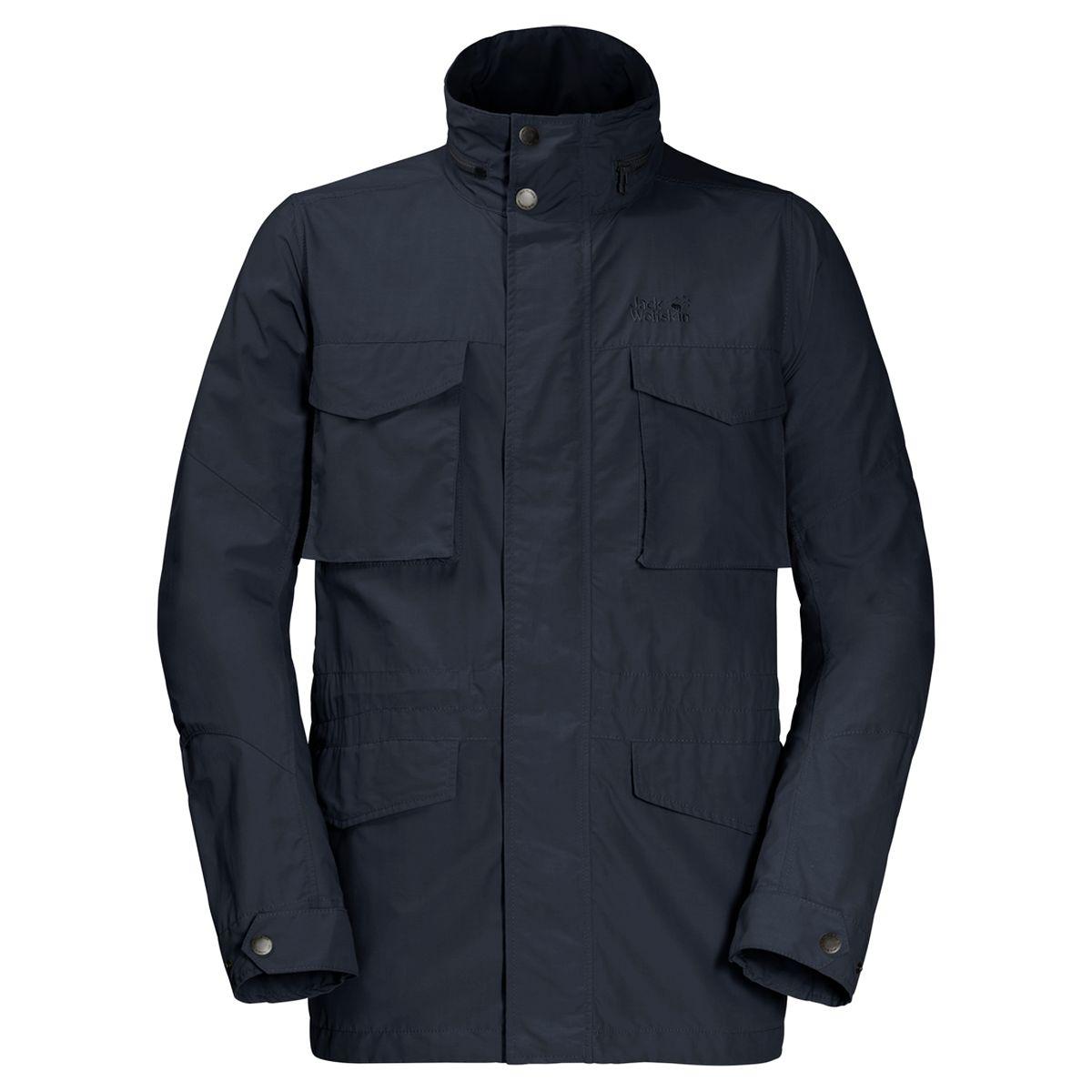 Куртка Jack Wolfskin Freemont Fieldjacket куртка мужская jack wolfskin yukon parka цвет серо зеленый 1109772 5515 размер xl 52