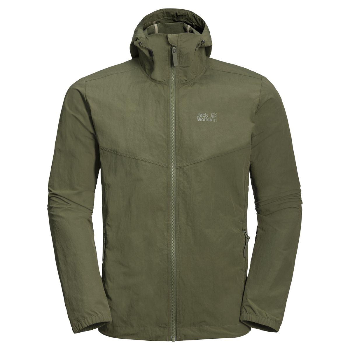 Фото - Куртка Jack Wolfskin Lakeside Jacket M 65 куртка