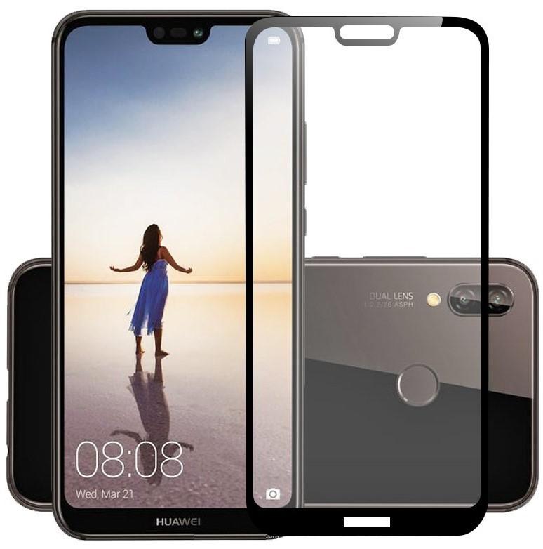 Защитное стекло No name CRYSTAL Huawei P20 lite/Nova 3E, 134565702723 защитное стекло для huawei p20 lite caseguru на весь экран с черной рамкой