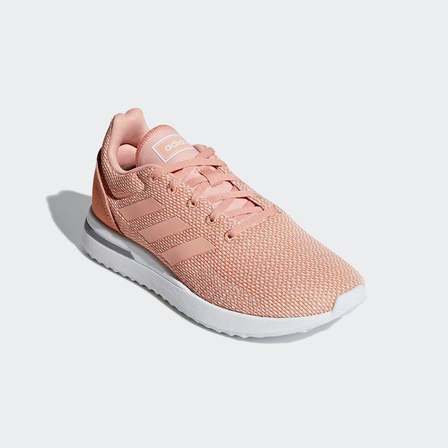 Кроссовки женские Adidas Run70s, цвет: оранжевый. F34341. Размер 5 (37)F34341