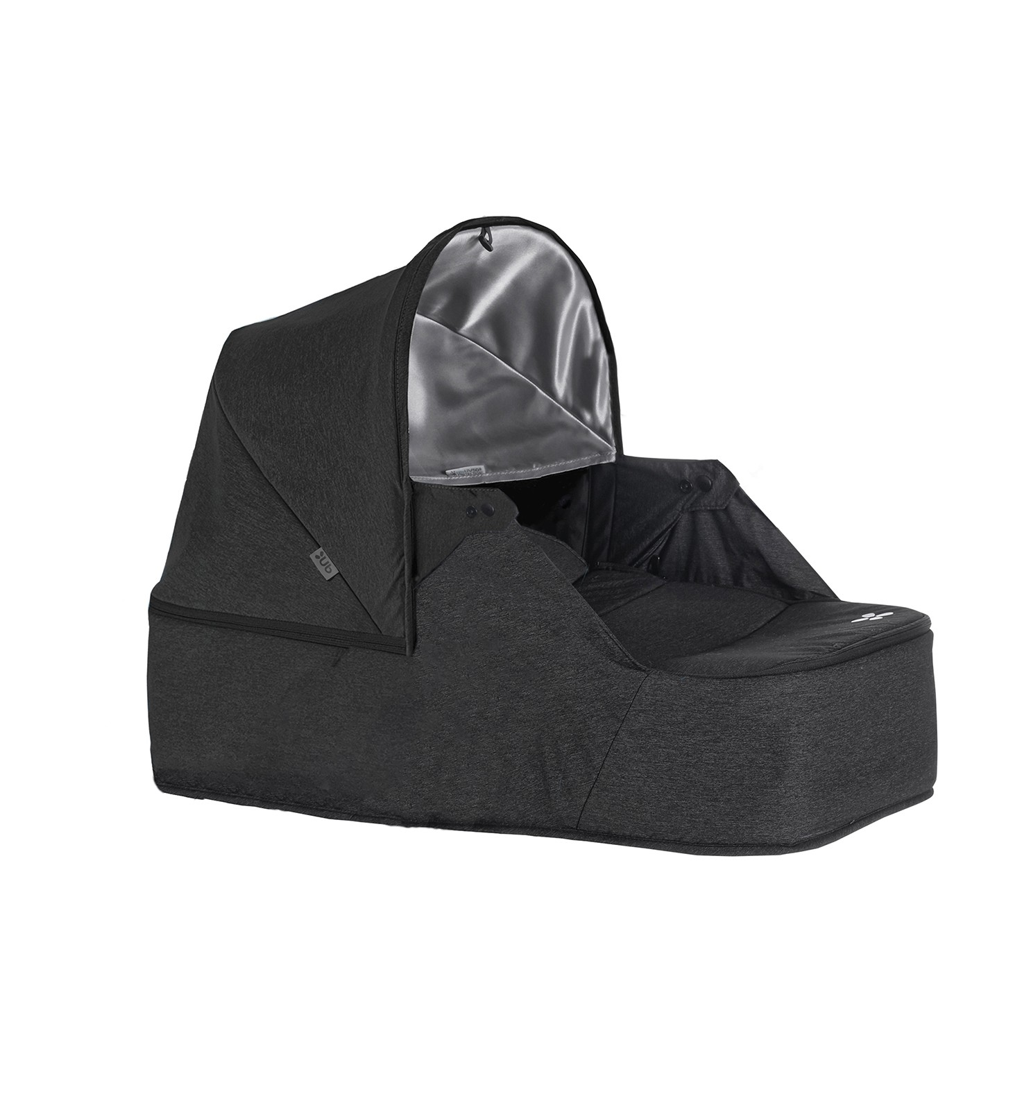 Люлька для коляски UPPAbaby Minu черная аксессуар для колясок uppababy адаптер макси кози minu
