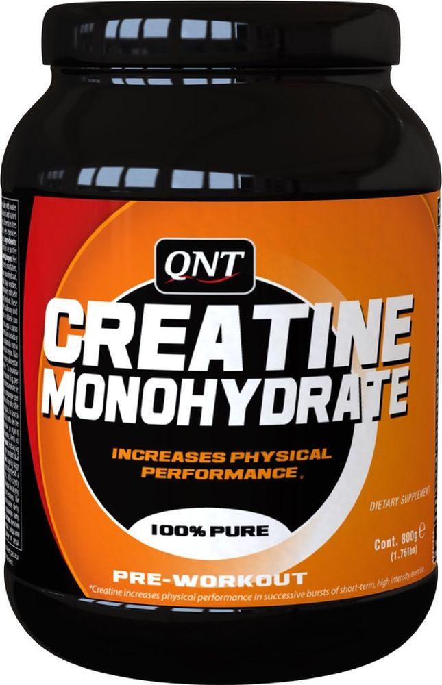 QNT Креатин Моногидрат 100% Creatine, 800 г dymatize nutrition моногидрат креатина dymatize creatine micronized 500гр
