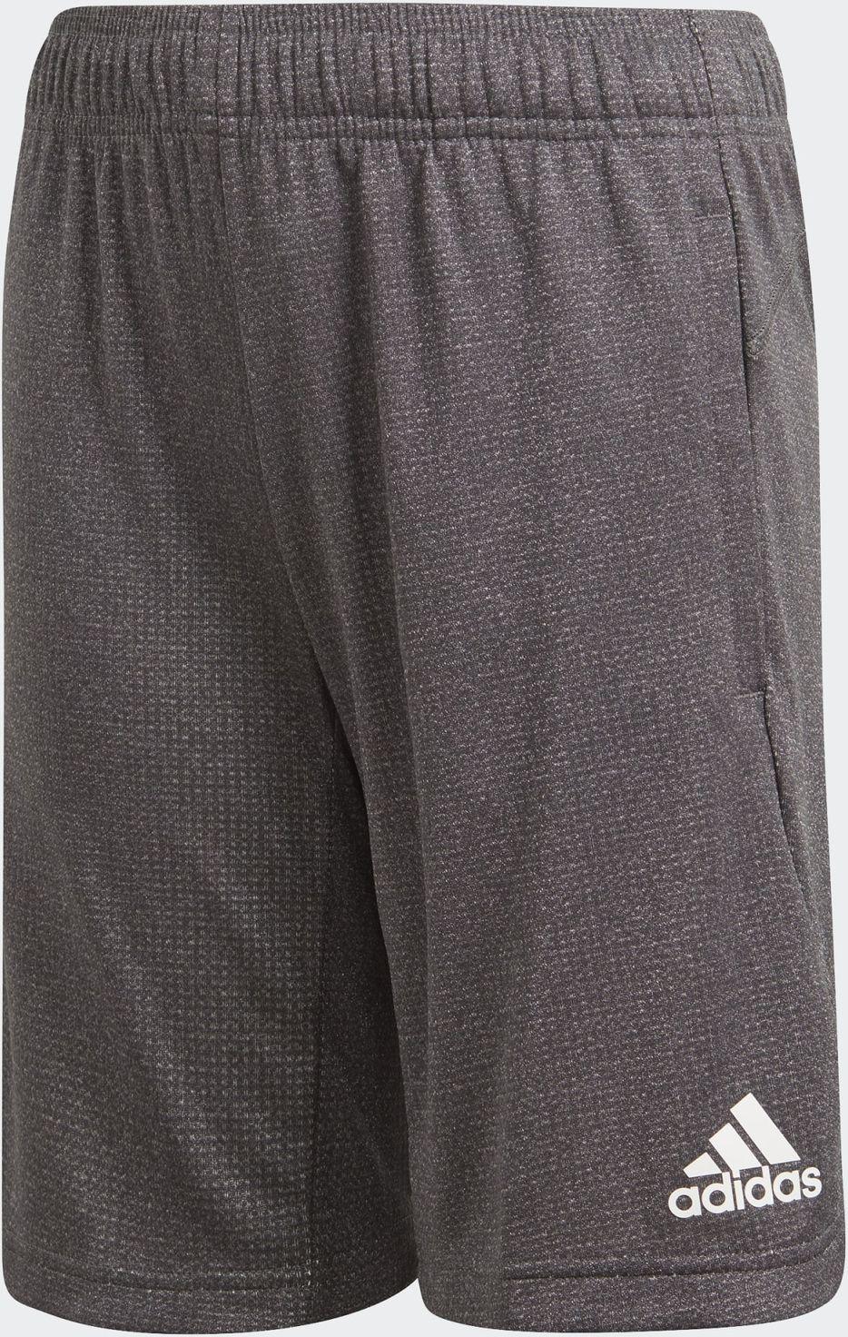 Шорты для мальчика Adidas Yb Tr Chill Sh, цвет: черный. DV1406. Размер 164DV1406