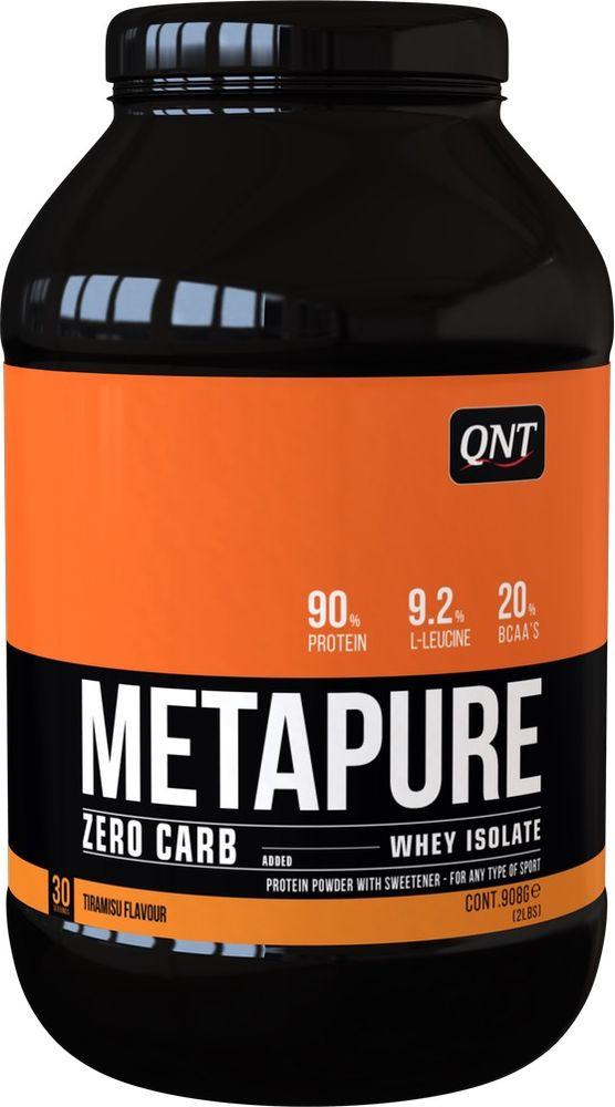 Протеин QNT Метапьюр Зеро Карб тирамису, 908 г цены