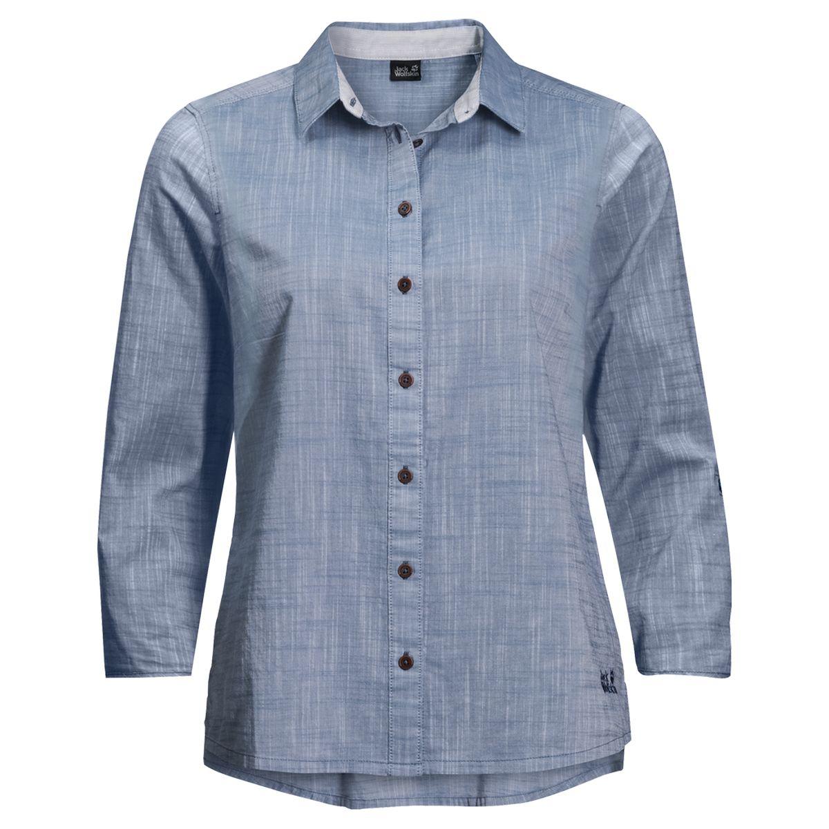 Рубашка Jack Wolfskin Emerald Lake Shirt W