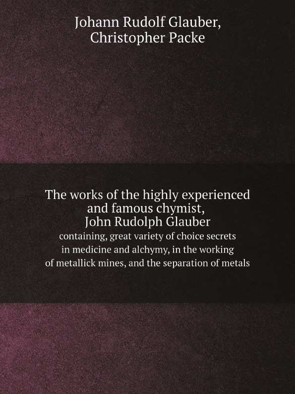 Johann Rudolf Glauber, Christopher Packe The works of the highly experienced and famous chymist, John Rudolph Glauber. containing, great variety of choice secrets in medicine and alchymy, in the working of metallick mines, and the separation of metals cut out v neck choker jumper