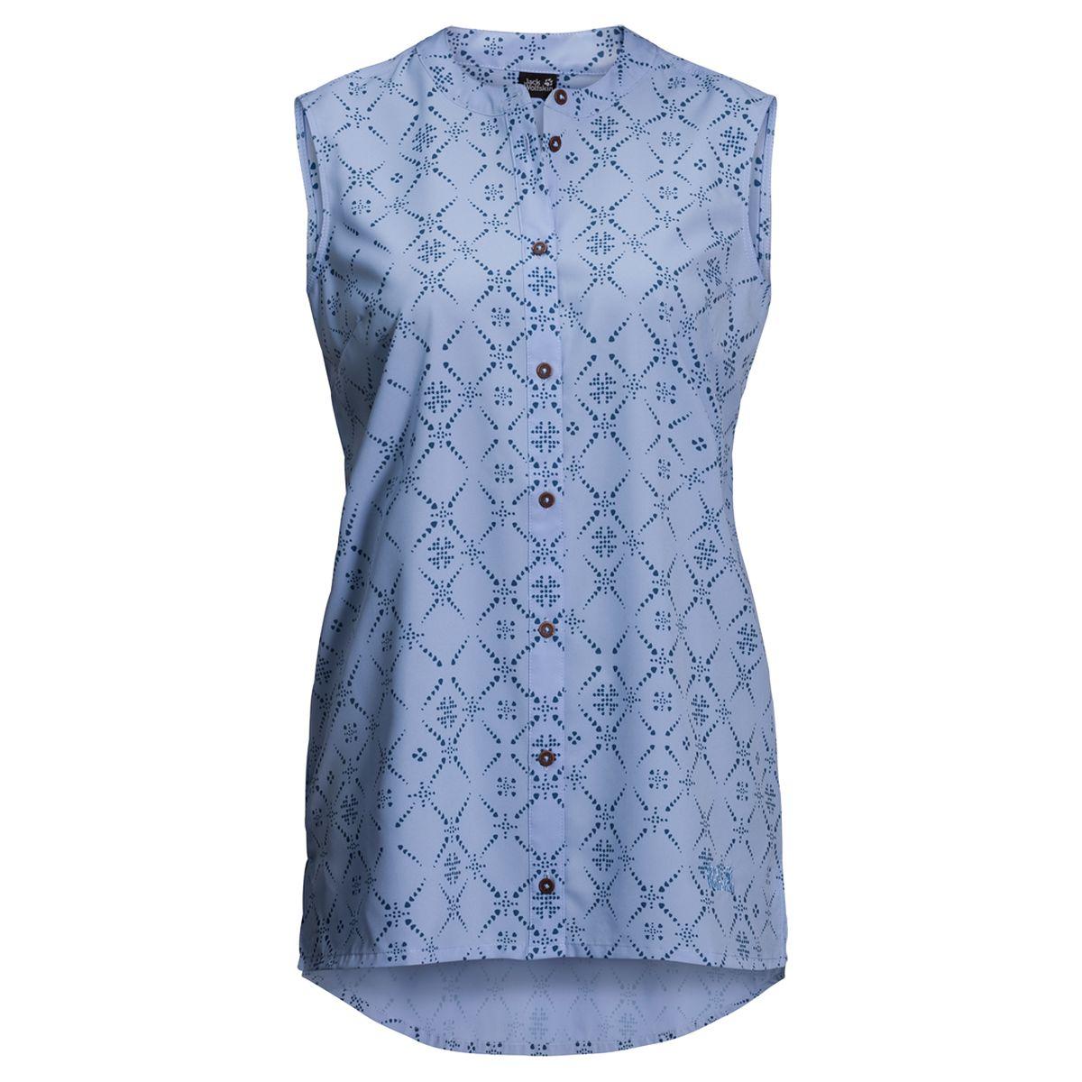 Рубашка Jack Wolfskin Sonora Maori Sleeveless W
