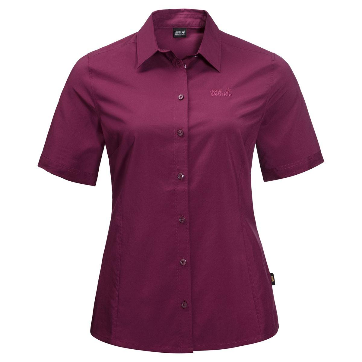 Рубашка Jack Wolfskin Sonora Shirt W рубашка jack wolfskin kepler shirt w