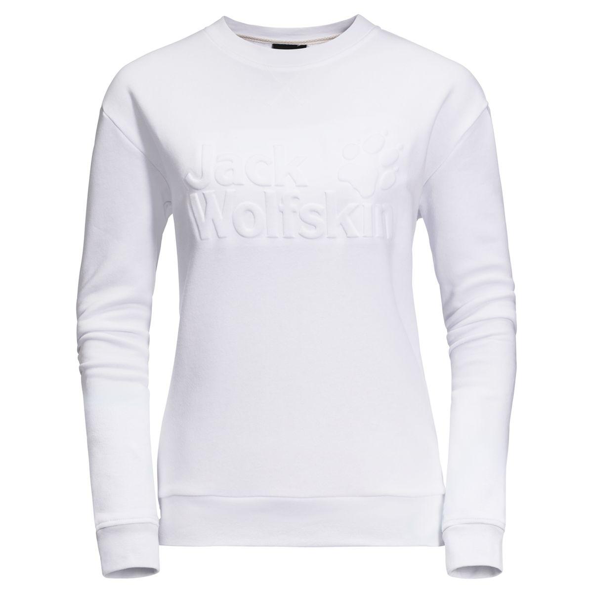Свитшот Jack Wolfskin Logo Sweatshirt W