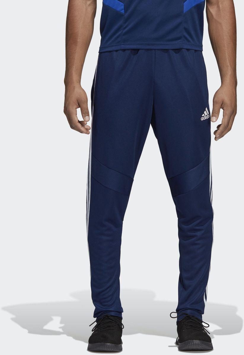 Брюки adidas Tiro19 Tr Pnt спортивные штаны мужские adidas regi18 tr pnt цвет черный cz8657 размер xl 56 58