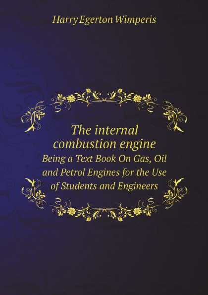 Harry Egerton Wimperis The internal combustion engine; being a text book on gas, oil and petrol engines, for the use of students and engineers. (New and Revised edition) rcexl single ignition cdi for ngk cm6 10mm spark plug 120 degree da dle gas petrol engine rc airplane 6v 12v