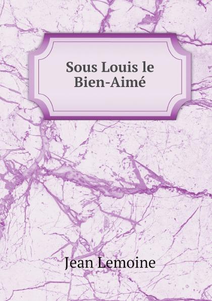 Фото - Jean Lemoine Sous Louis le Bien-Aime jean paul gaultier le male