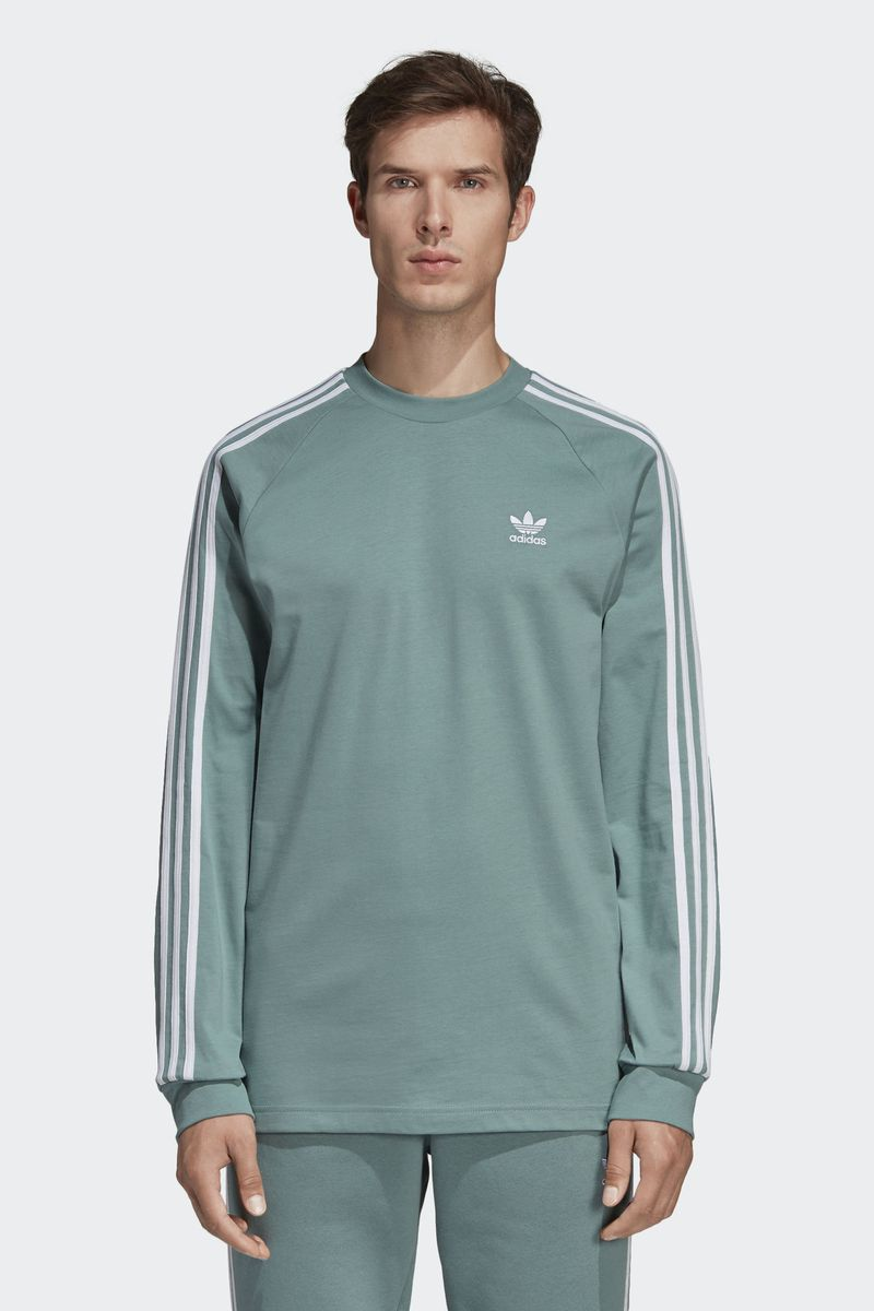 Лонгслив adidas 3-Stripes Ls T все цены
