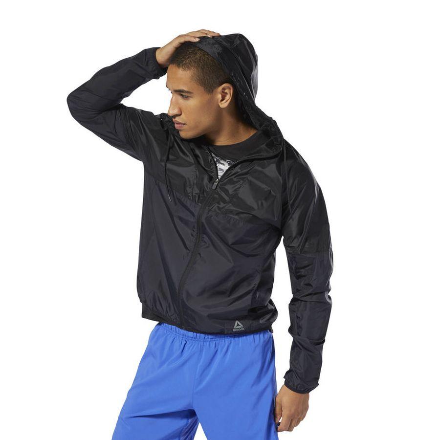 Ветровка Reebok Wor Wvn Jacket цена 2017