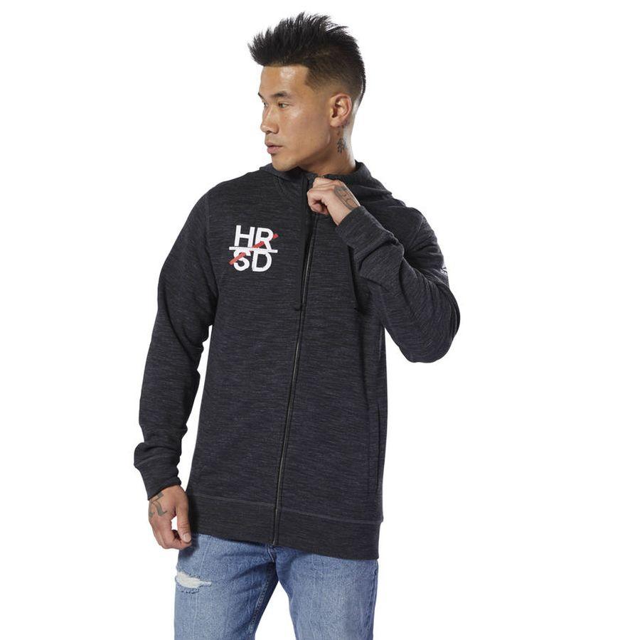 Худи Reebok Ufc Fg F/Z Hoodie худи reebok s fashion hoodie