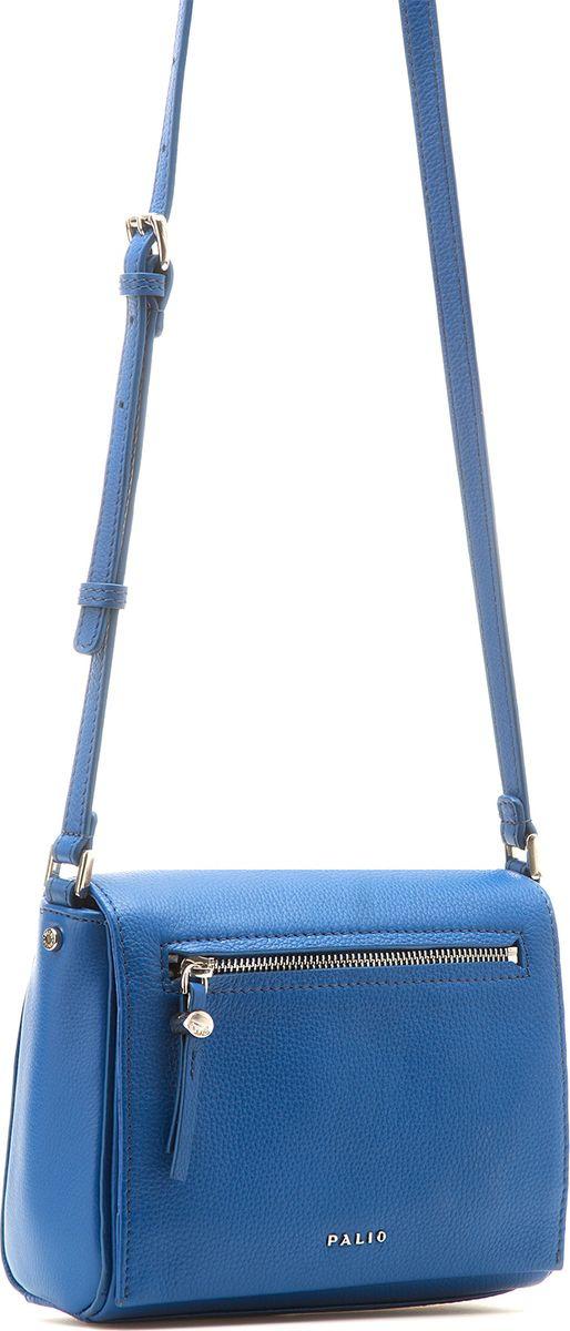 купить Сумка женская Palio, 14592A1 895 CFGAQ, синий по цене 5748 рублей