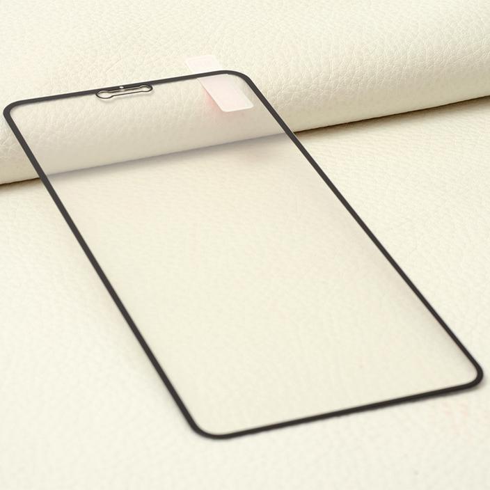 Защитное стекло полноклеевое FULL SCREEN для Xiaomi Redmi Note 6 черное защитное закаленное стекло yomo для xiaomi 6 черное