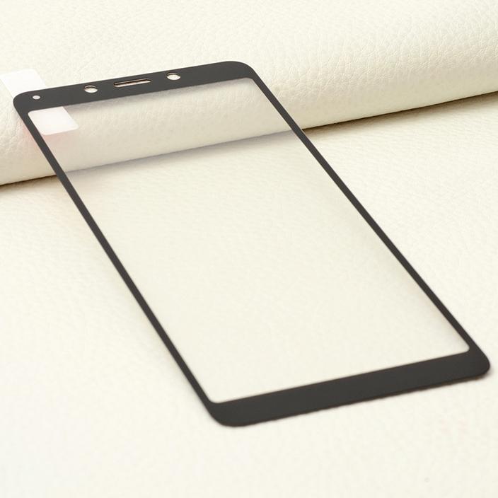 Защитное стекло полноклеевое FULL SCREEN для Xiaomi Redmi 6 / Redmi 6A черное защитное закаленное стекло yomo для xiaomi 6 черное