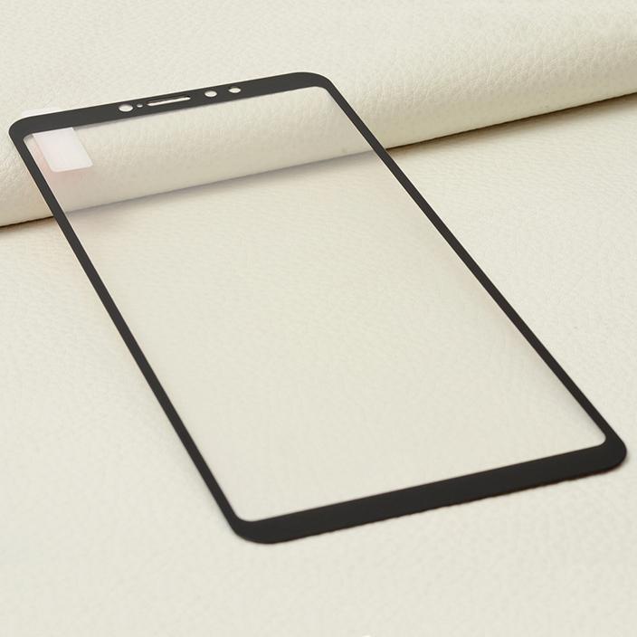 Защитное стекло полноклеевое FULL SCREEN для Xiaomi Mi Max 3 черное цена