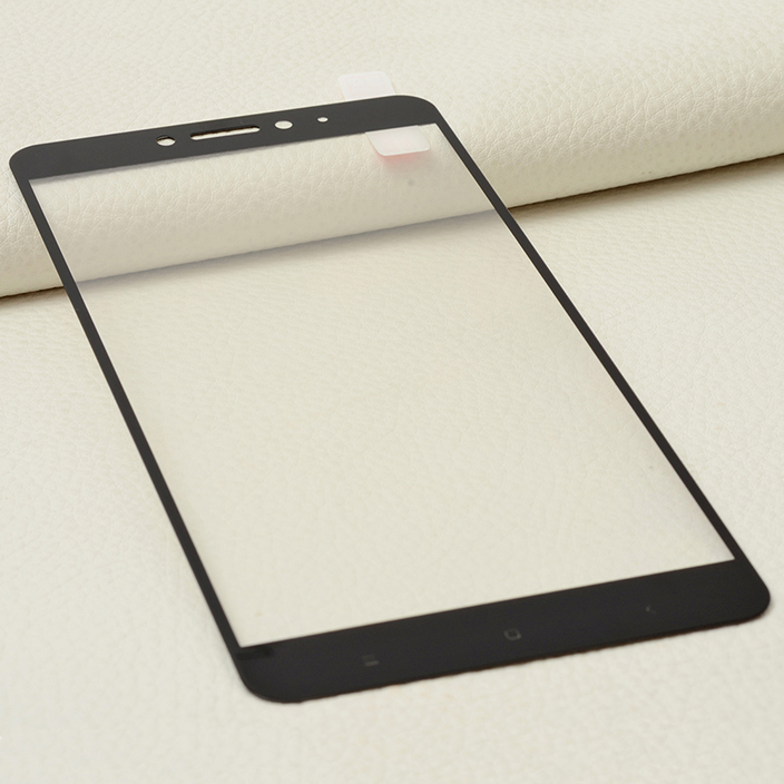 Защитное стекло полноклеевое FULL SCREEN для Xiaomi Mi Max 2 черное защитное закаленное стекло yomo для xiaomi 6 черное