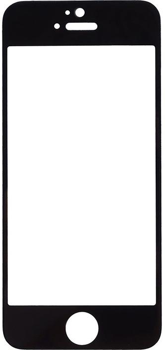 Защитное стекло полноклеевое FULL SCREEN для Apple iPhone 5 / 5c / 5s / SE белое защитное стекло полноклеевое full screen для apple iphone 5 5c 5s se белое