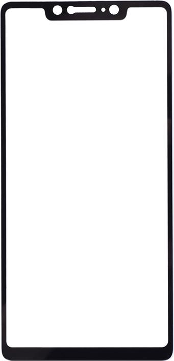 Защитное стекло полноклеевое FULL SCREEN для Xiaomi Mi8 SE черное защитное стекло полноклеевое full screen для apple iphone 5 5c 5s se черное