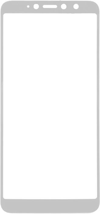 Защитное стекло полноклеевое FULL SCREEN для Xiaomi Redmi S2 белое